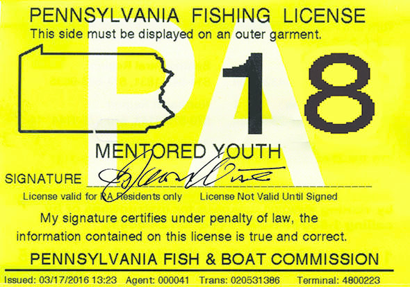 how much is a fishing license in pa - images lobster and fish